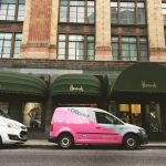 Same Day Printing Harrods London Windows Signs