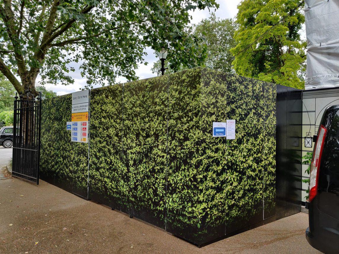 Hoarding Printing in London